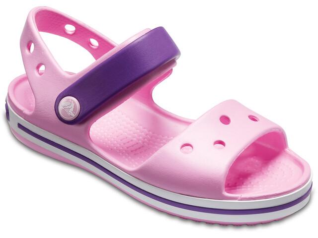 Crocs Crocband Chaussures Enfant, carnation/amethyst
